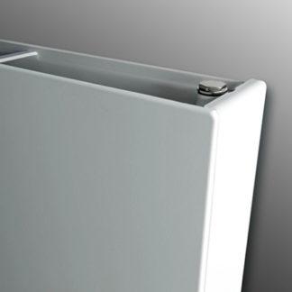 Superia Verti M Design Vlakke Voorzijde Wit