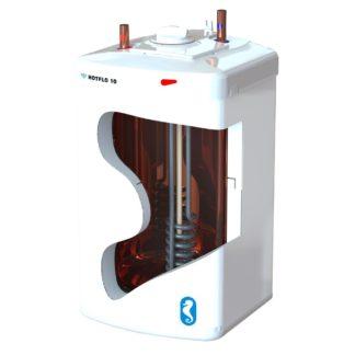 Elektrische boilers met voorraad